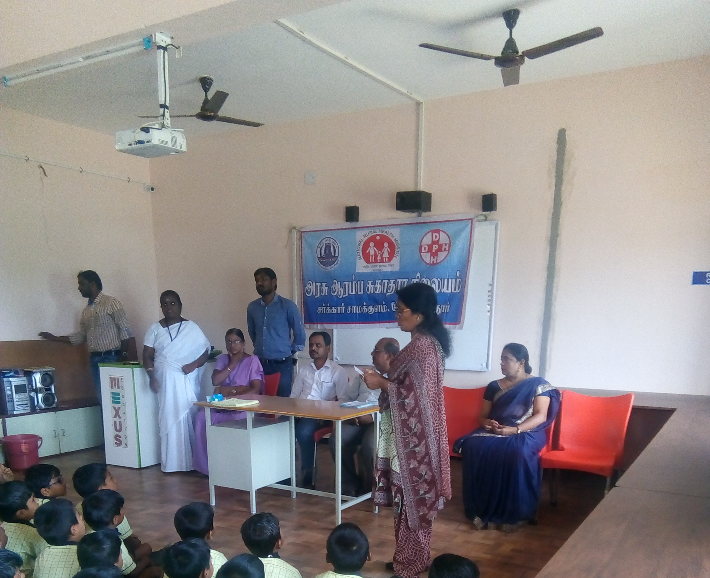 Medical Assessment Camps and Awareness Programmes