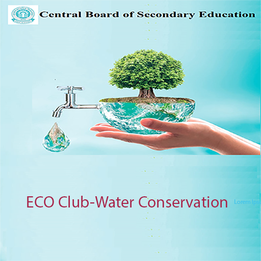 CBSE Expression Series on Water Conservation